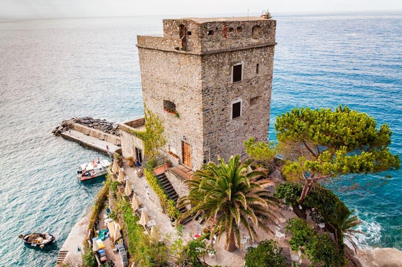 Monterosso Cinque Terre - Itália fotografia de stock