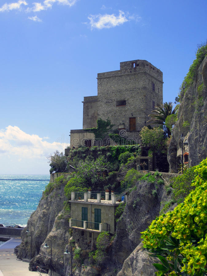 Monterosso, Italie images stock