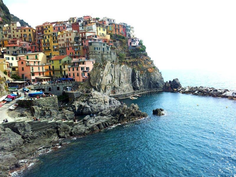 Monterosso Italien lizenzfreie stockbilder