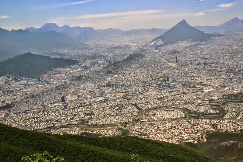 Monterrey, México foto de stock royalty free