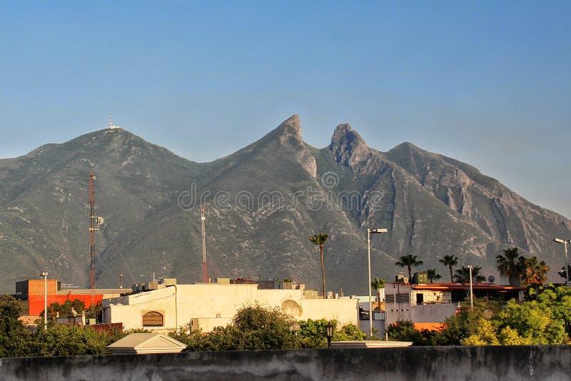 Monterrey, Mexico stock afbeelding
