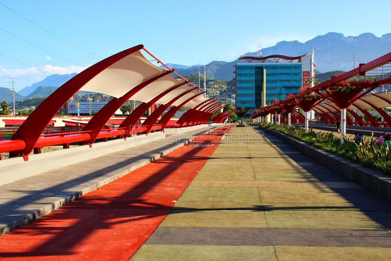 Monterrey, Mexico royalty free stock image