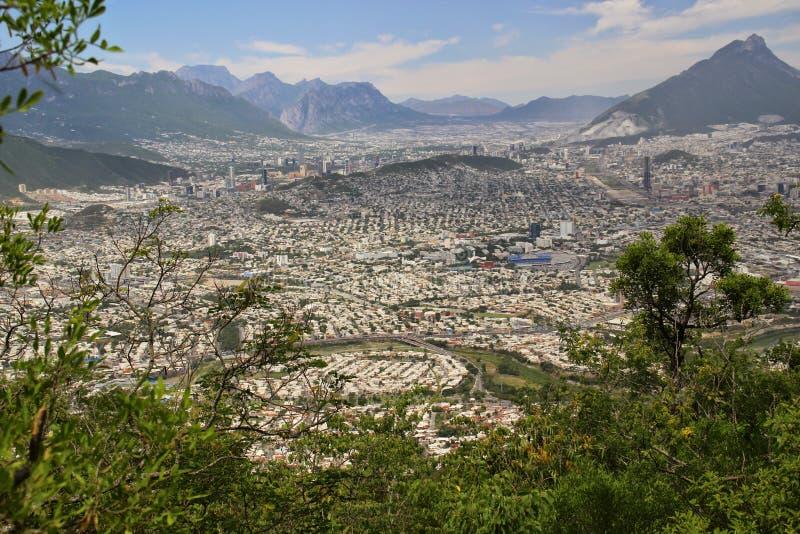 Monterrey, Mexique images stock