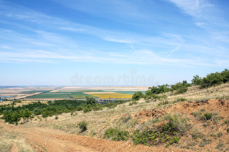 Montes de Ghioroc - Arad Romania 5 fotografia de stock royalty free