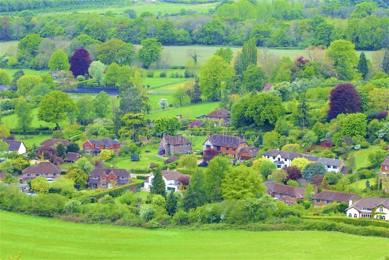 Montes de Surrey, Inglaterra imagem de stock royalty free
