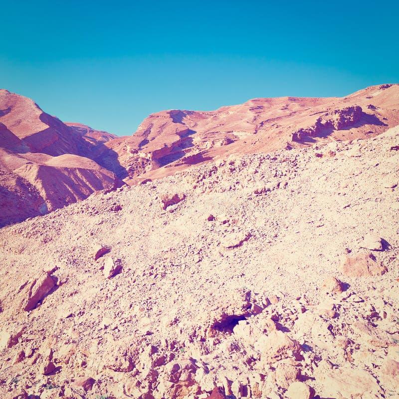 Montes rochosos imagens de stock