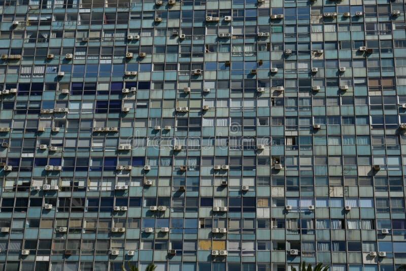 Montevideo i Uruguay arkivfoton