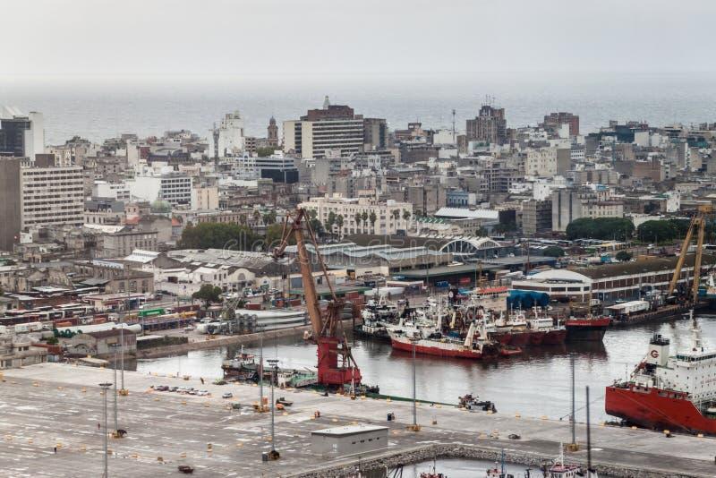Montevideo, Uruguai imagem de stock royalty free