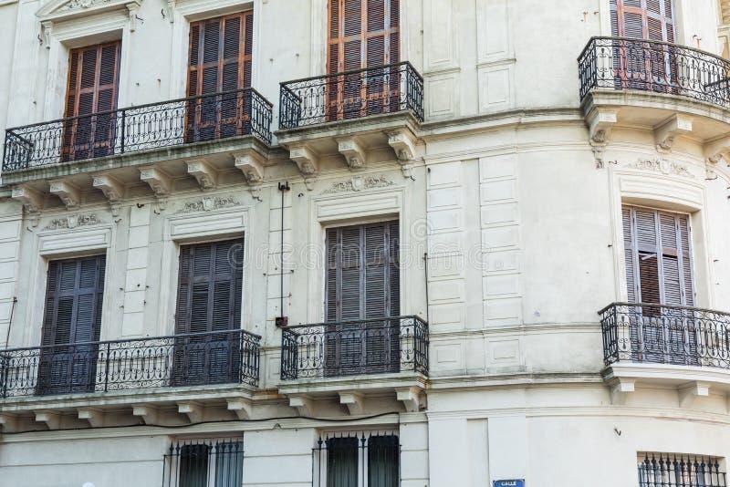 montevideo uruguay Montevideo är huvudstaden och det största cet arkivfoton