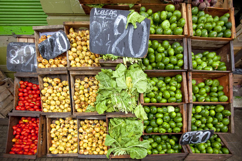 Montevideo, Uruguay. Año 2010. image stock