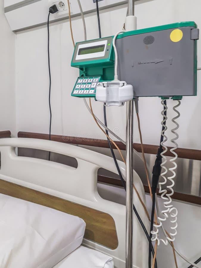 Hospital Emergency Room: Empty Hospital Emergency Room Stock Image