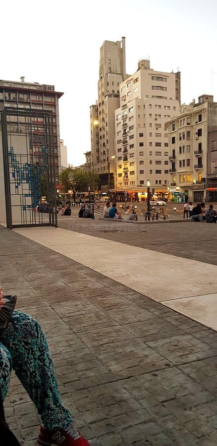 Montevideo, Urugwaj - zdjęcia stock
