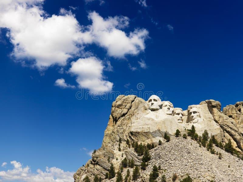 Download Montez Rushmore Et Ciel. Photos libres de droits - Image: 4488238