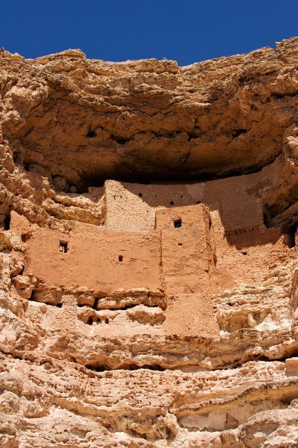 Montezuma castle stock images