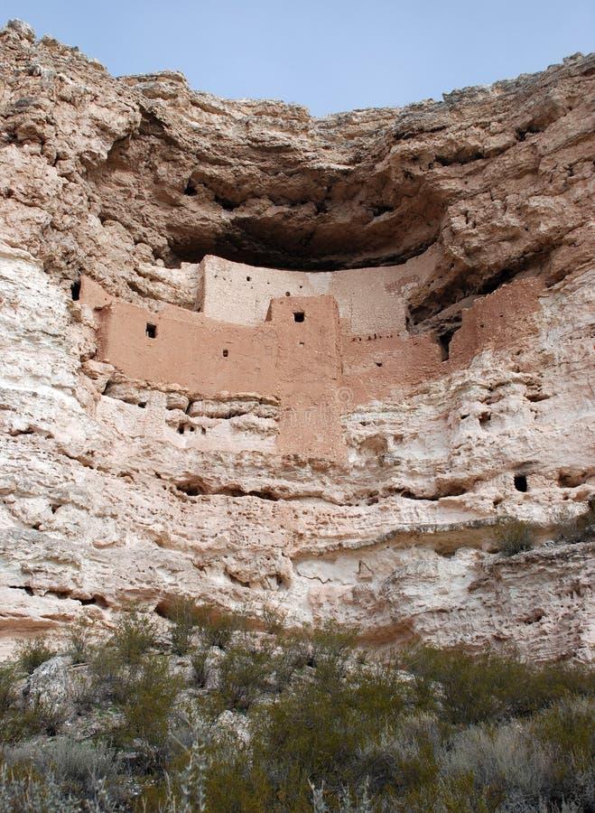 Montezuma Castle 2 royalty free stock image