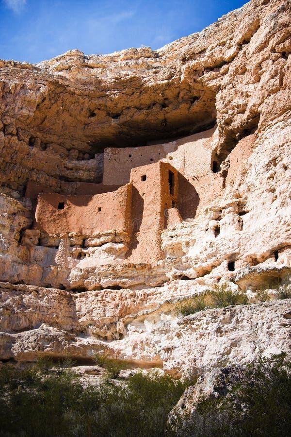Montezuma Castle National Monument Royalty Free Stock Images