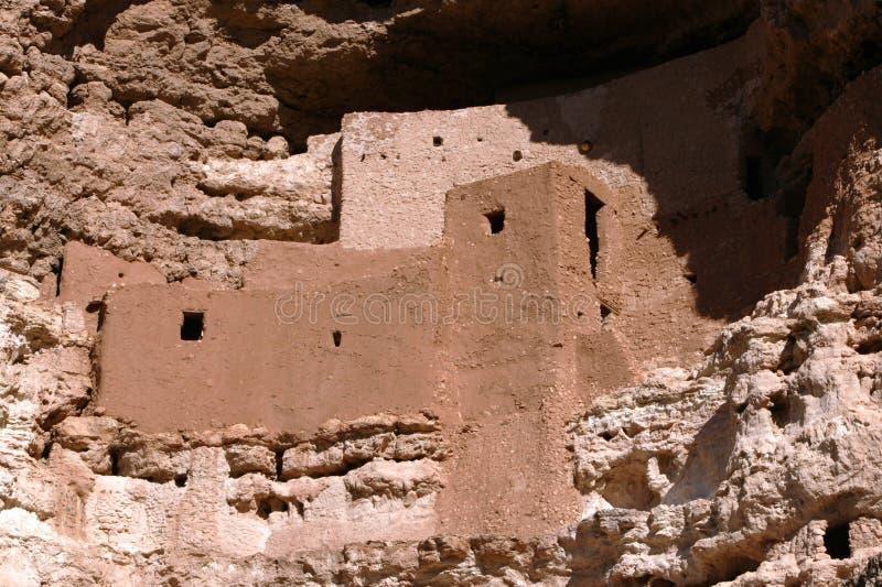 Montezuma's Castle royalty free stock photos