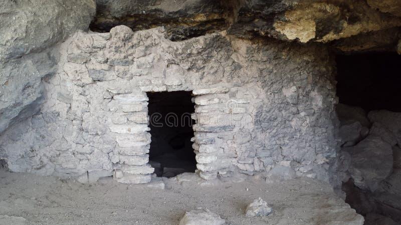 Montezumas-Brunnen-Wohnung lizenzfreie stockfotos