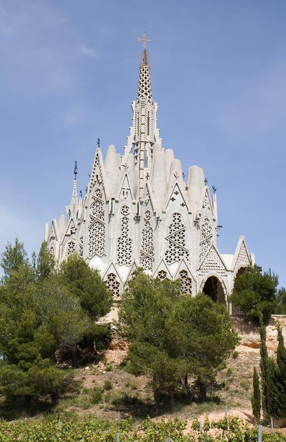 Montferri, Katalonien, Spanien stockbild