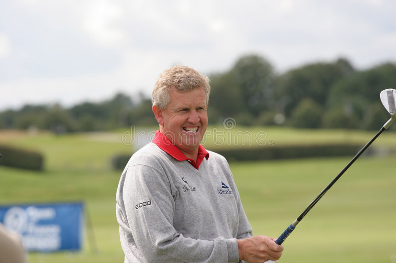 Download Montgomerie, Open De France 2006, Golf National Editorial Photography - Image: 4441522