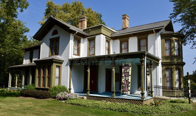 Montgomery House fotografía de archivo