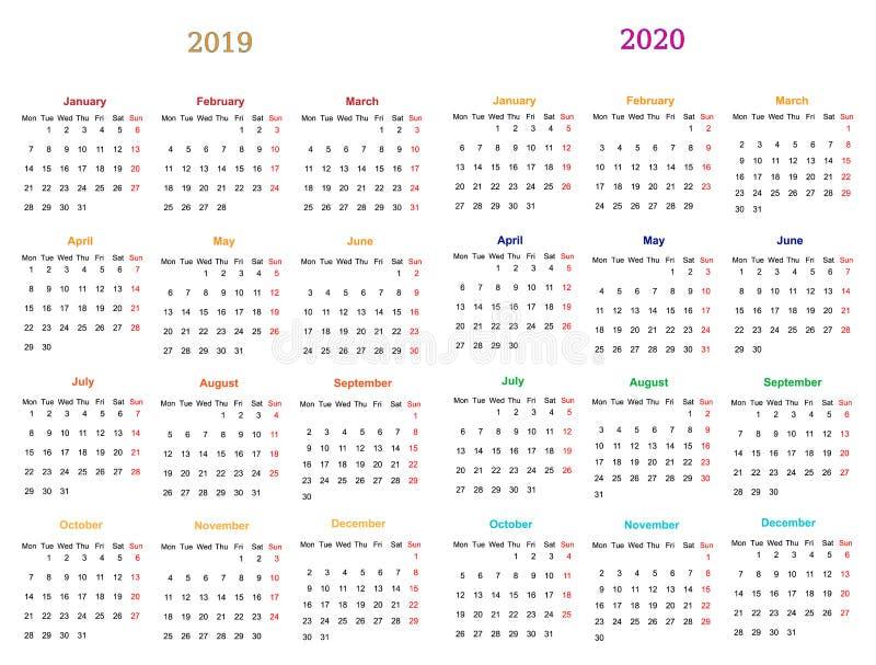 Calendar Design Eps File : Month calendar design stock vector