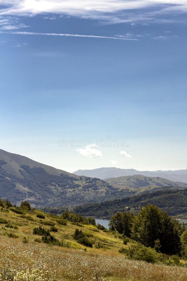 Monti della Laga et x28 ; Aquila& x29 ; - L'Italie image stock