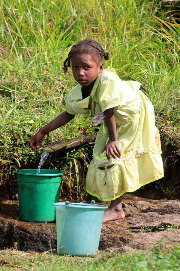Montieren des Wassers lizenzfreies stockfoto