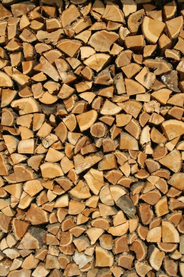 Montiertes Holz stockfotos
