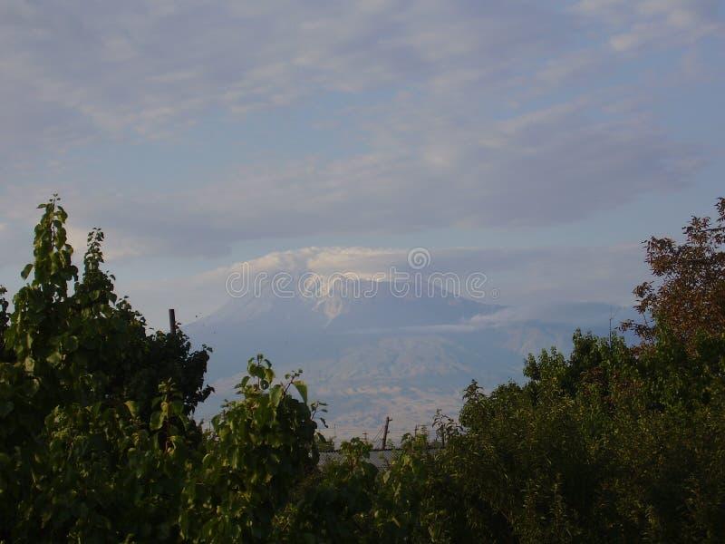 Montierung Ararat stockbilder
