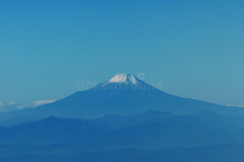 Montierung Fuji stockfotografie