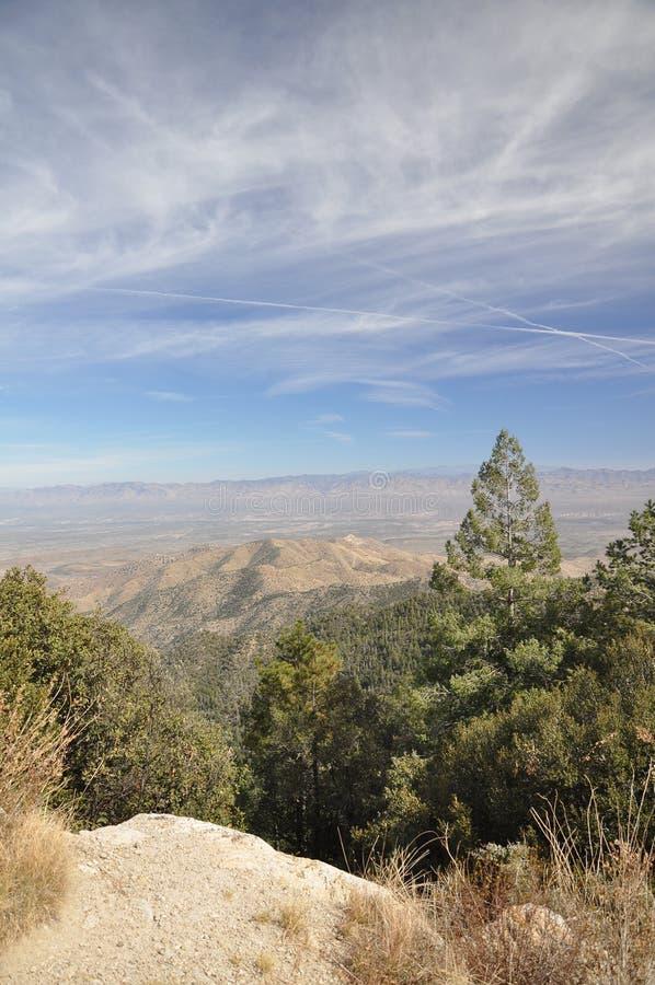 Montierung Lemmon, Arizona lizenzfreies stockfoto
