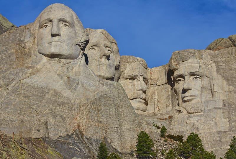 Download Montierung Rushmore Denkmal Stockbild - Bild von felsen, draußen: 26367761