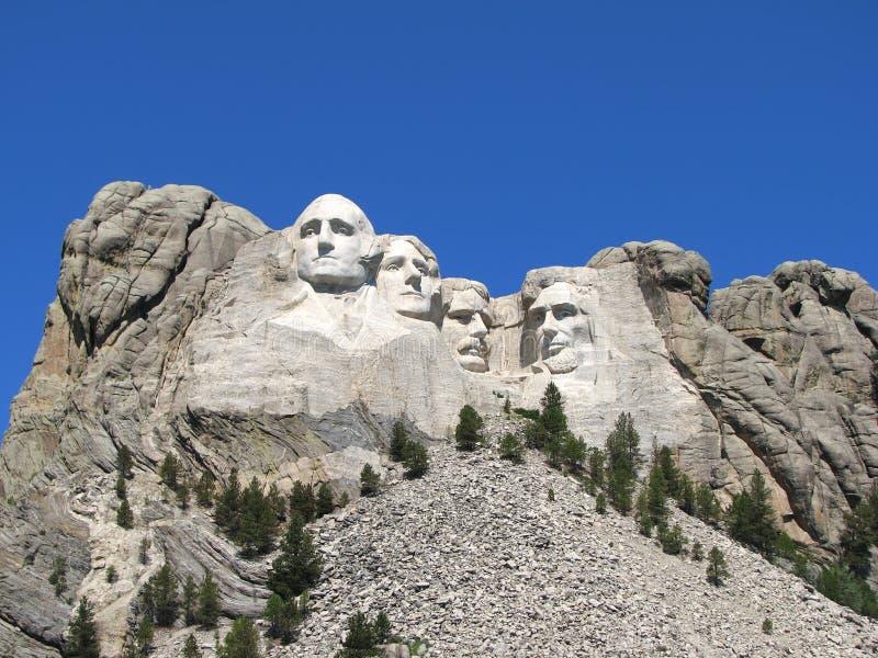 Montierung Rushmore nationales Denkmal stockbilder
