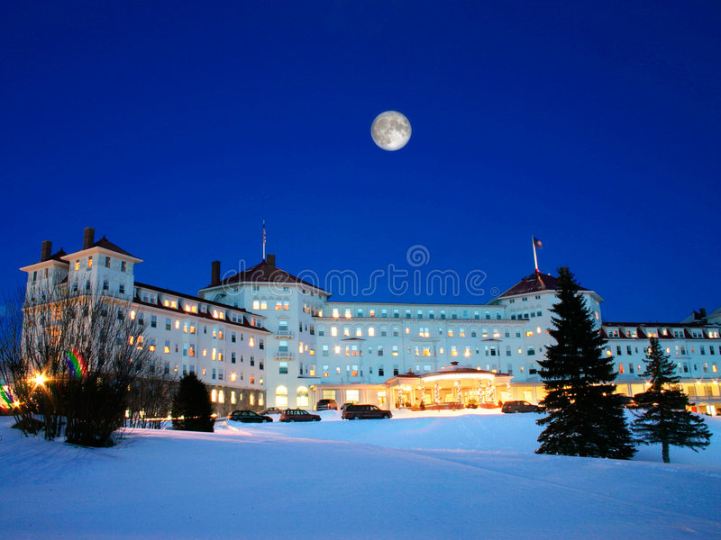 Montierungs-Washington-Hotel lizenzfreies stockfoto