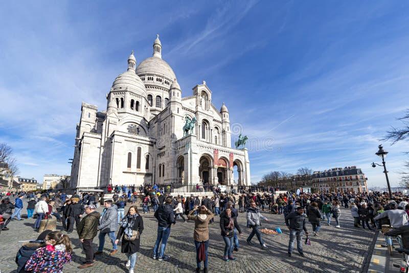 Montmartre, βασιλική sacré-Coeur