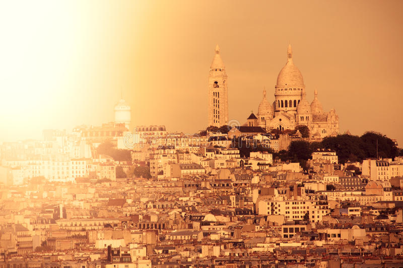 Montmartre royalty free stock photos