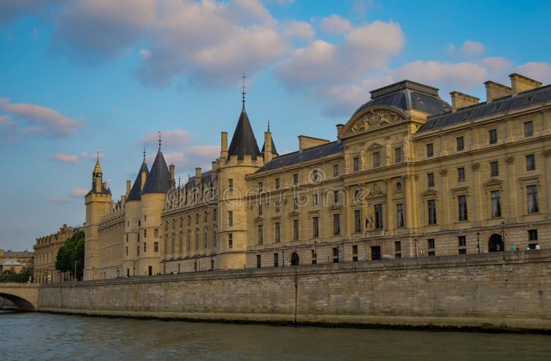 Montmartre lizenzfreies stockbild