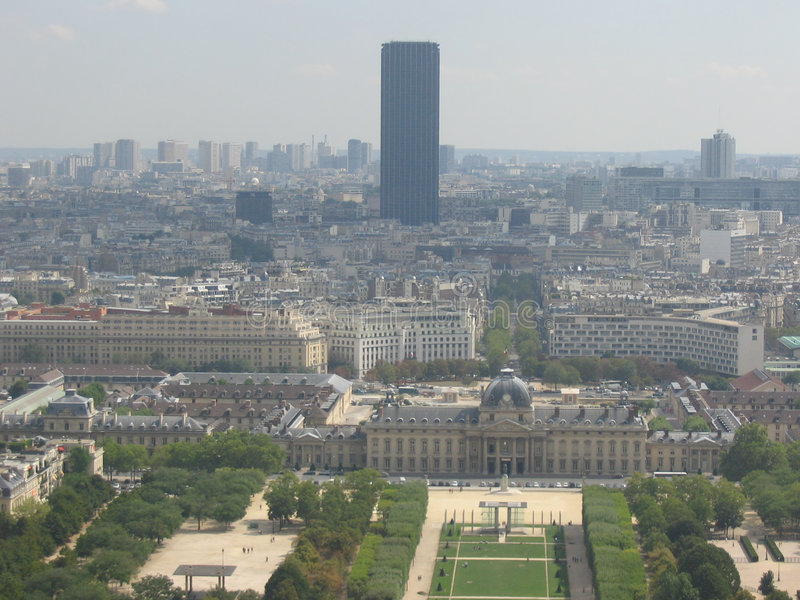 Download Montparnasse tower stock image. Image of invalides, modern - 1758573