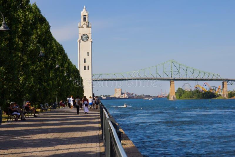 Montréal Québec Kanada stockbild