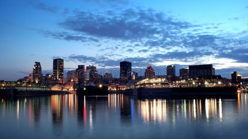 Montréal images stock