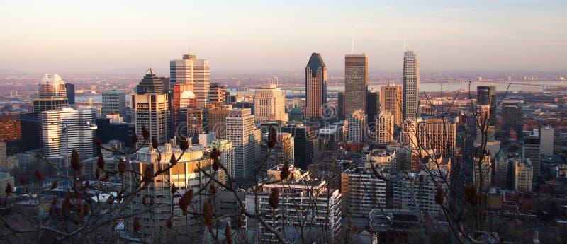 Montréal photo stock