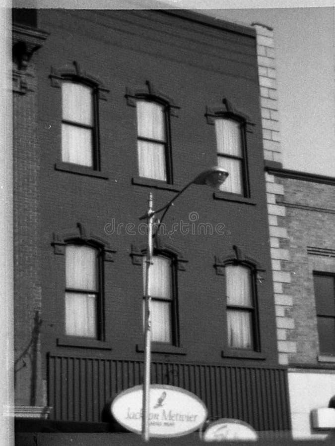 Montra, Belleville cerca de 1970 fotos de stock royalty free