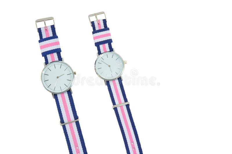 Montre-bracelet colorée 1 image stock