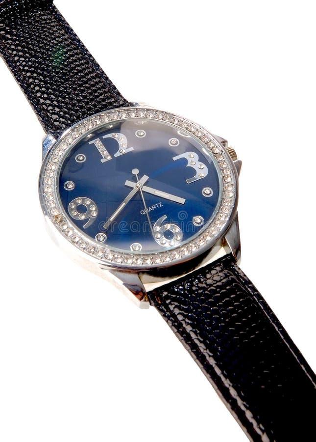 Montre-bracelet de fantaisie photographie stock