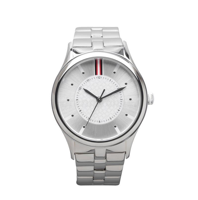 Montre-bracelet intelligente et de luxe images libres de droits