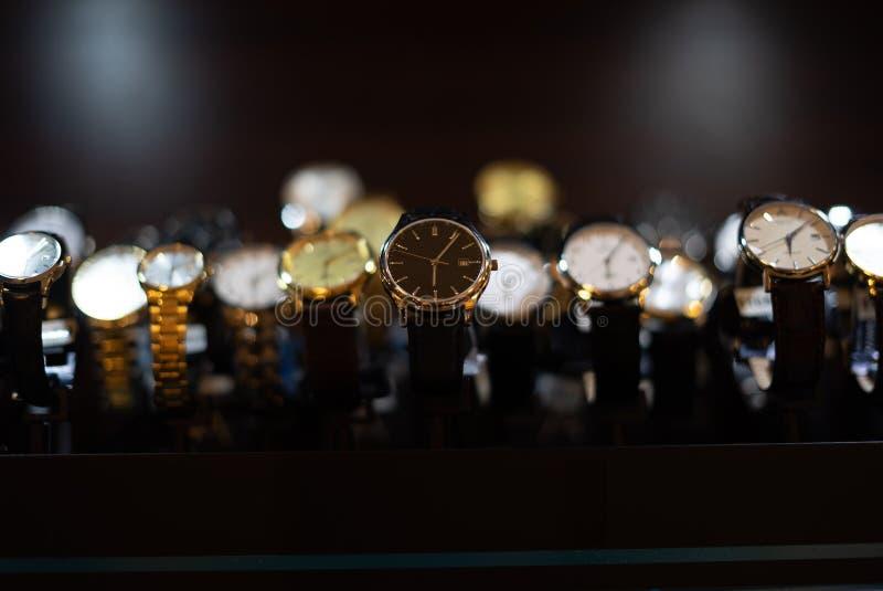 Montre de montres photos stock