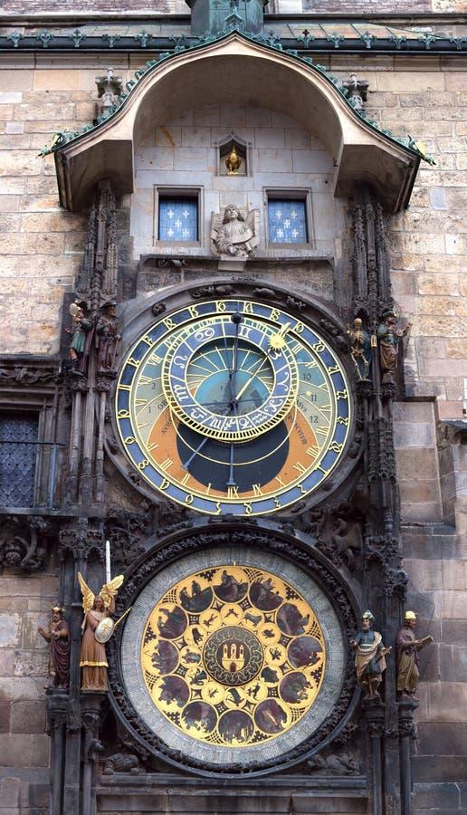 Montre de Prague photos stock