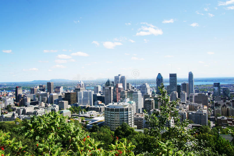 Montreal royalty-vrije stock foto's