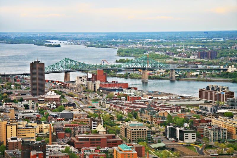 Montreal imagen de archivo
